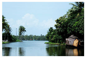 lake in kerala